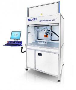 Laserová gravárovačka LASIT Towermark LX