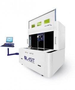 Stroj pro laserové gravírování LASIT Galaxy SL1055