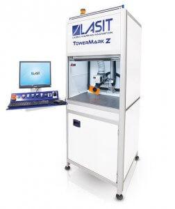 Laserový vypalovací stroj LASIT Towermark Z