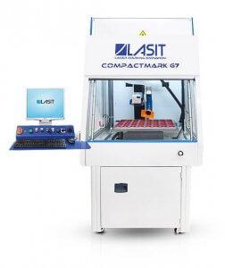 Multifunkční laserový gravírovací stroj LASIT CompactMark G7