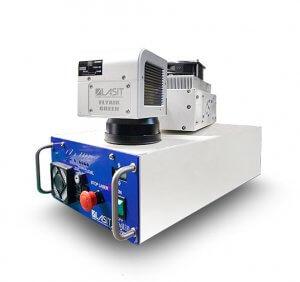 Prumyslovy polovodicovy laser LASIT Fly Air Green