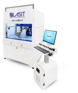 Průmyslové značení - laser LASIT Galaxy 855