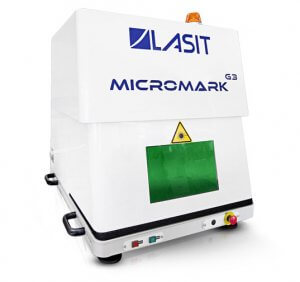 Stolní laser LASIT Micromark G3