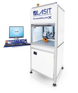 Univerzální gravírovací stroj LASIT Towermark X