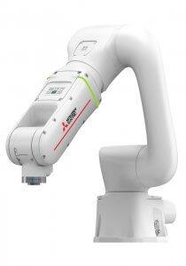Kolaborativní robot Melfa Assista