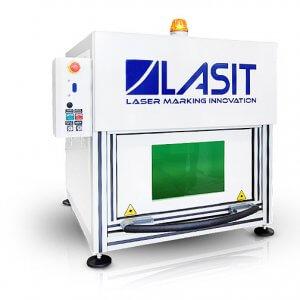 Laserové značení výrobkú - průměrná produktivita