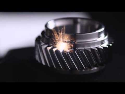 Laserové značení výrobků