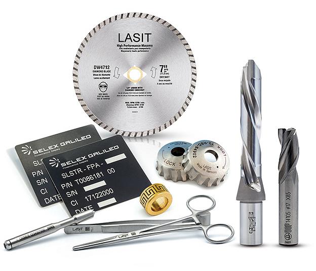 Laserové značení na kovy