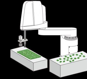Montáž součástek